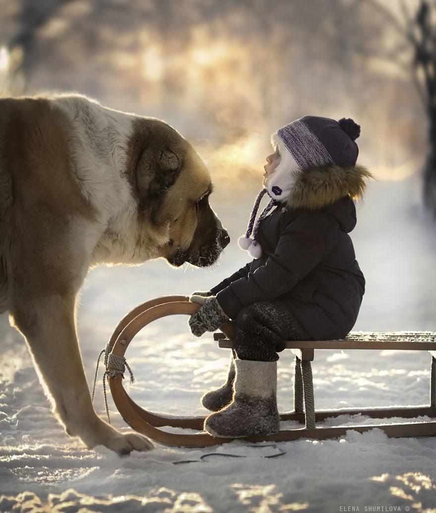 dzieci zwierzęta 10