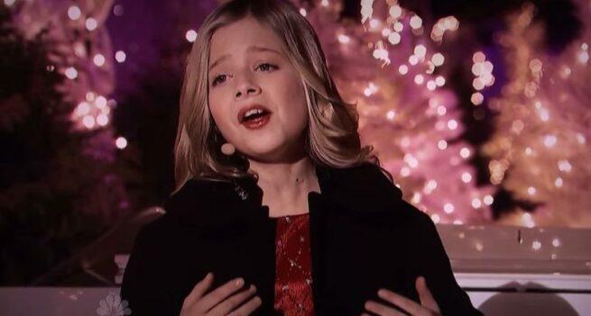 Dziewczynka która ma nieziemski głos
