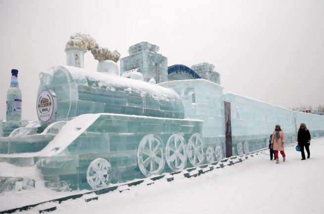 Festiwal Lodu i Śniegu  1