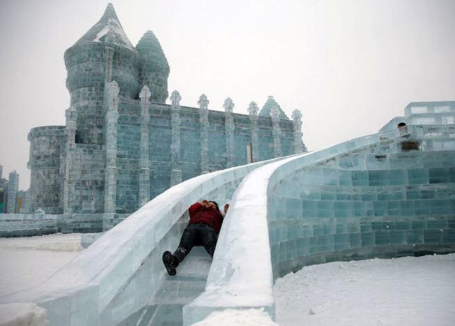 Festiwal Lodu i Śniegu 14