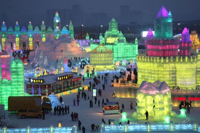 Festiwal Lodu i Śniegu 25