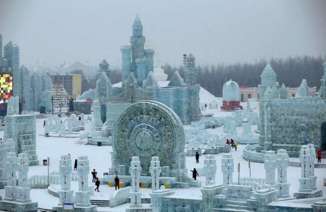 Festiwal Lodu i Śniegu  3