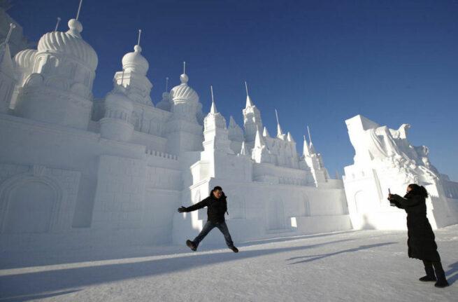 Festiwal Lodu i Śniegu 4