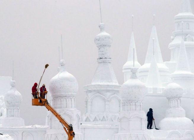 Festiwal Lodu i Śniegu 5