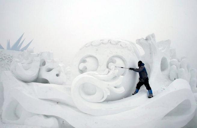 Festiwal Lodu i Śniegu 6