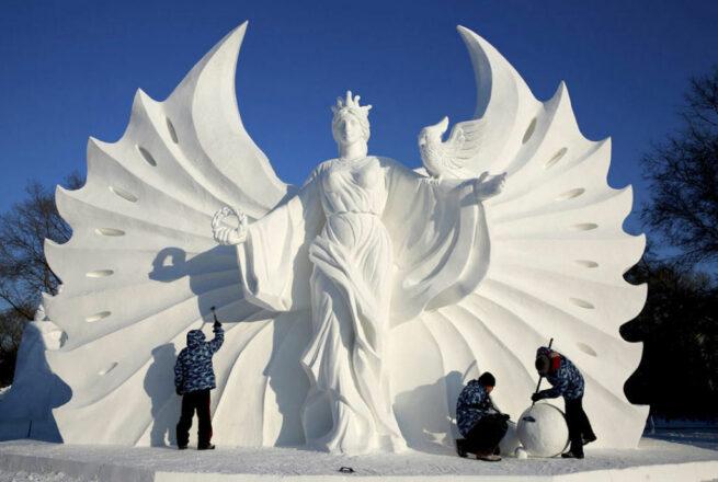 Festiwal Lodu i Śniegu 7