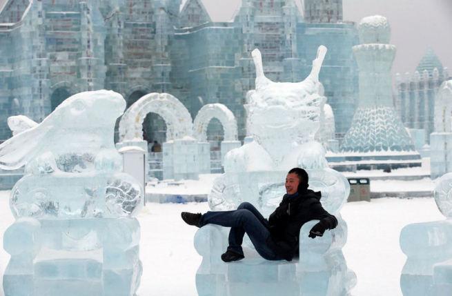 Festiwal Lodu i Śniegu 8