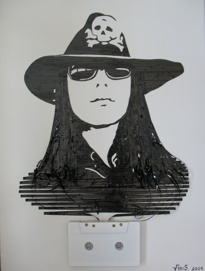 Ghost in the Machine - niesamowite portrety z taśmy magnetofonowej 11