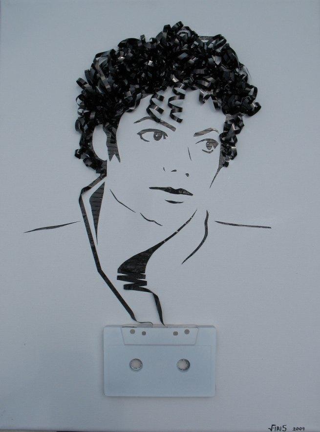Ghost in the Machine - niesamowite portrety z taśmy magnetofonowej 12