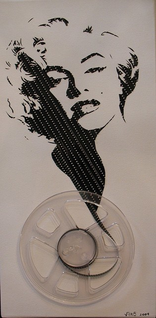 Ghost in the Machine - niesamowite portrety z taśmy magnetofonowej 14