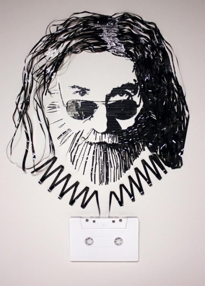 Ghost in the Machine - niesamowite portrety z taśmy magnetofonowej 16