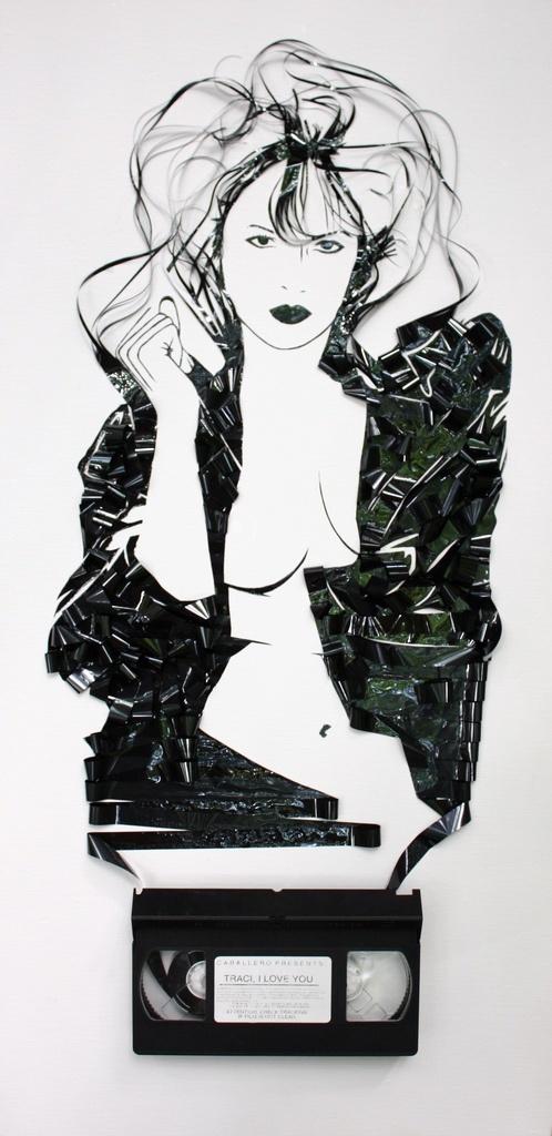 Ghost in the Machine - niesamowite portrety z taśmy magnetofonowej 18