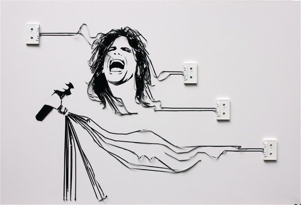 Ghost in the Machine - niesamowite portrety z taśmy magnetofonowej 19