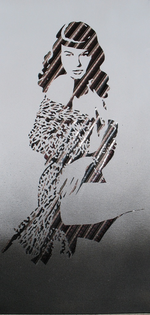 Ghost in the Machine - niesamowite portrety z taśmy magnetofonowej 3