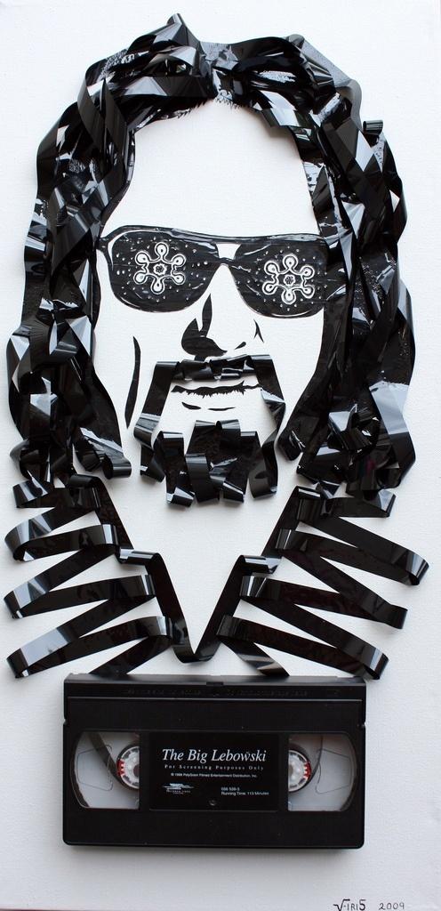 Ghost in the Machine - niesamowite portrety z taśmy magnetofonowej 4