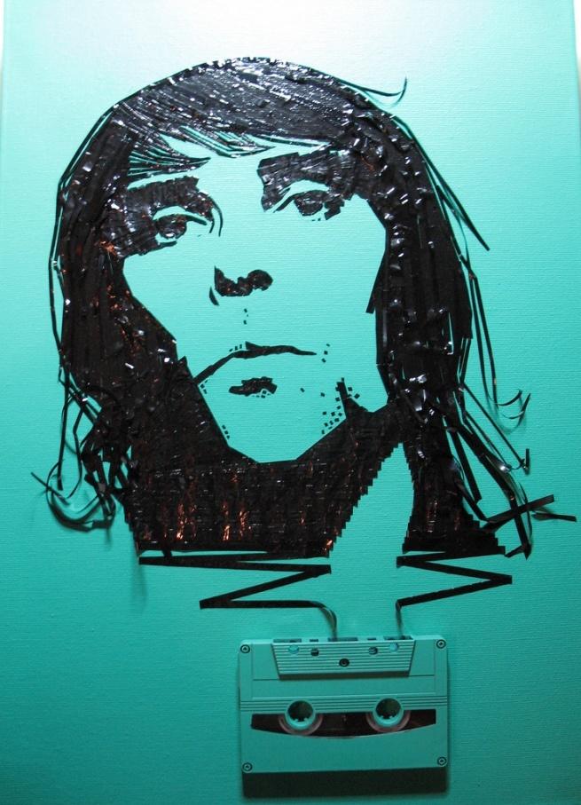 Ghost in the Machine - niesamowite portrety z taśmy magnetofonowej 9