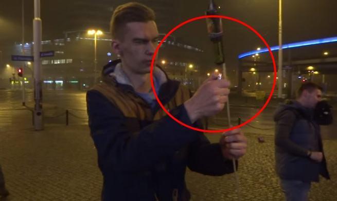 mistrz fajerwerków