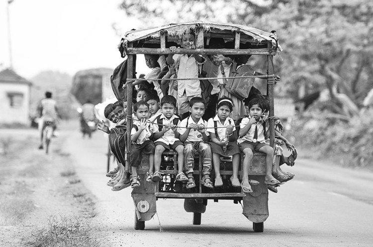 niebezpieczne drogi do szkoły 14