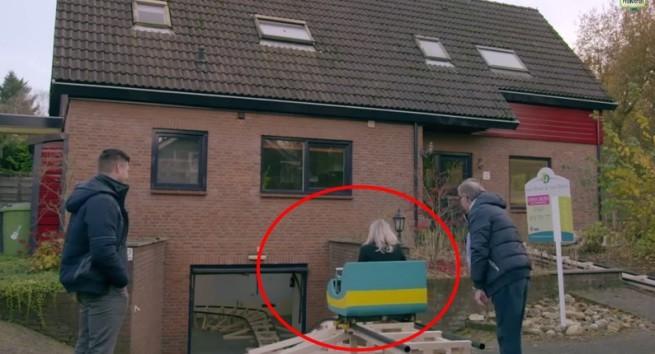 Pewien Holender chciał sprzedać swój dom w bardzo nietypowy sposób fb