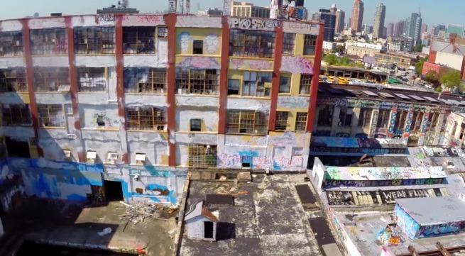 Przelot dronem nad Nowym Jorkiem 5