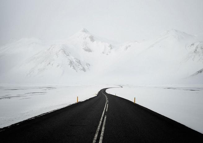 'Wiggle' Iceland
