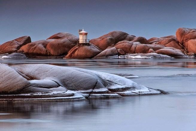 Zapierając dech w piersiach zdjęcia latarni morskich 1
