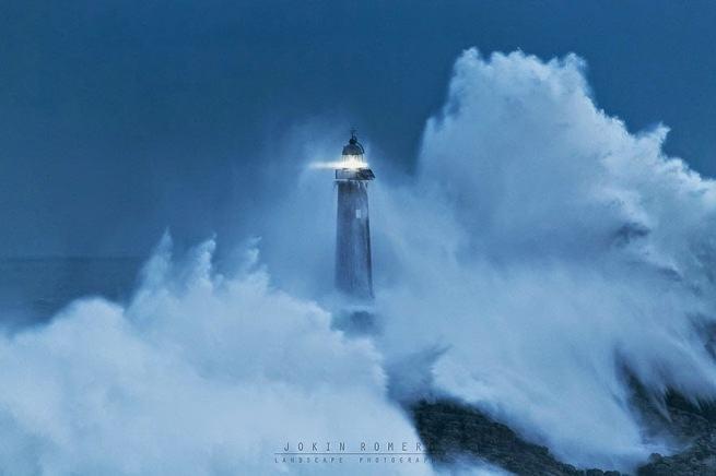 Zapierając dech w piersiach zdjęcia latarni morskich 12