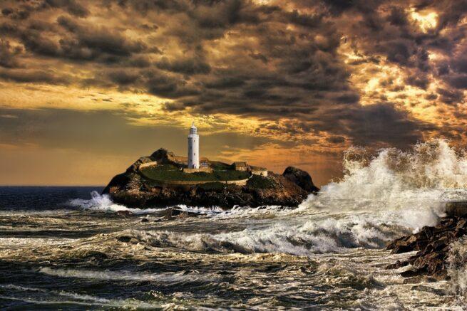 Zapierając dech w piersiach zdjęcia latarni morskich 14