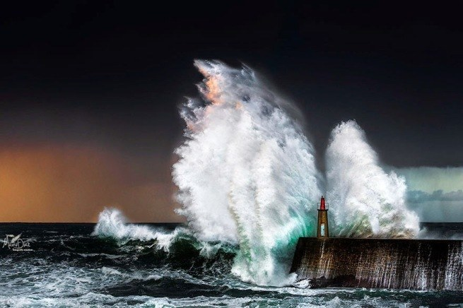 Zapierając dech w piersiach zdjęcia latarni morskich 16