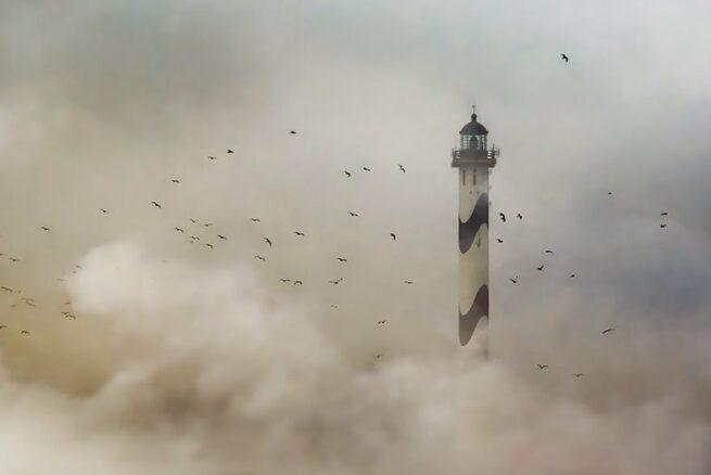 Zapierając dech w piersiach zdjęcia latarni morskich 28