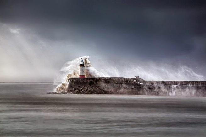 Zapierając dech w piersiach zdjęcia latarni morskich 5
