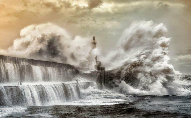 Zapierając dech w piersiach zdjęcia latarni morskich 7
