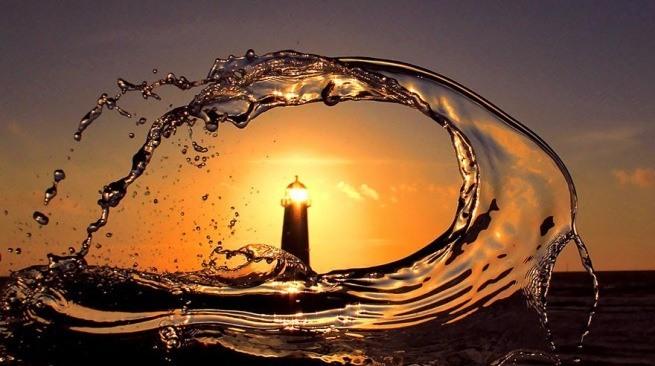 Zapierając dech w piersiach zdjęcia latarni morskich 9