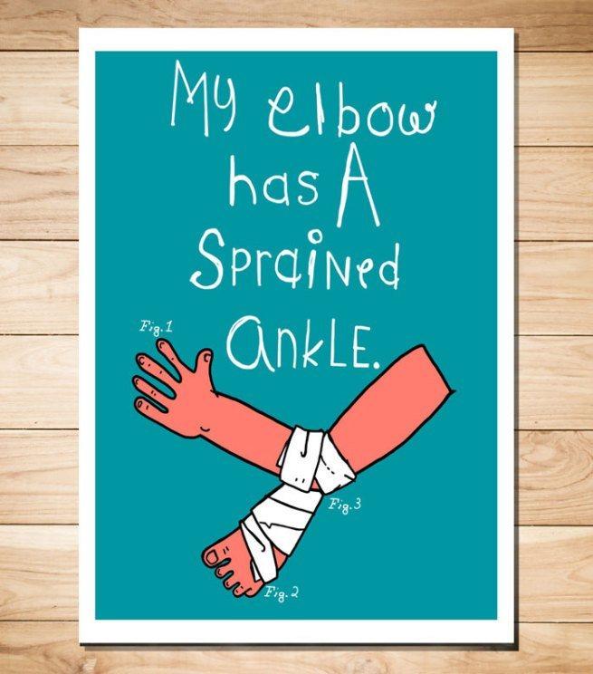 Zrobił plakaty ze słów swojej 3-letniej córki 3