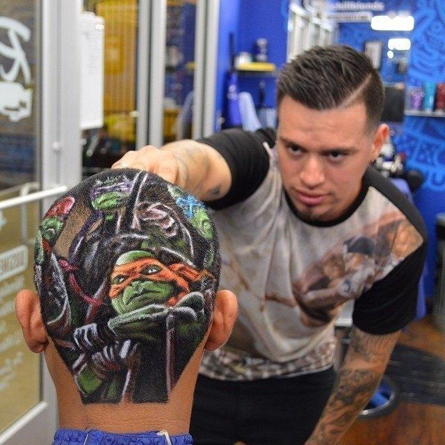 10. Żółw Ninja