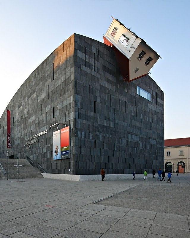 Najdziwniejsze budynki świata!