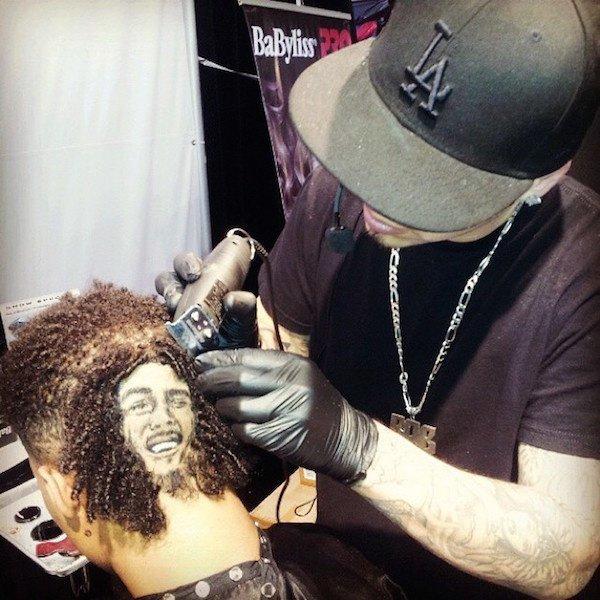 4. Bob Marley