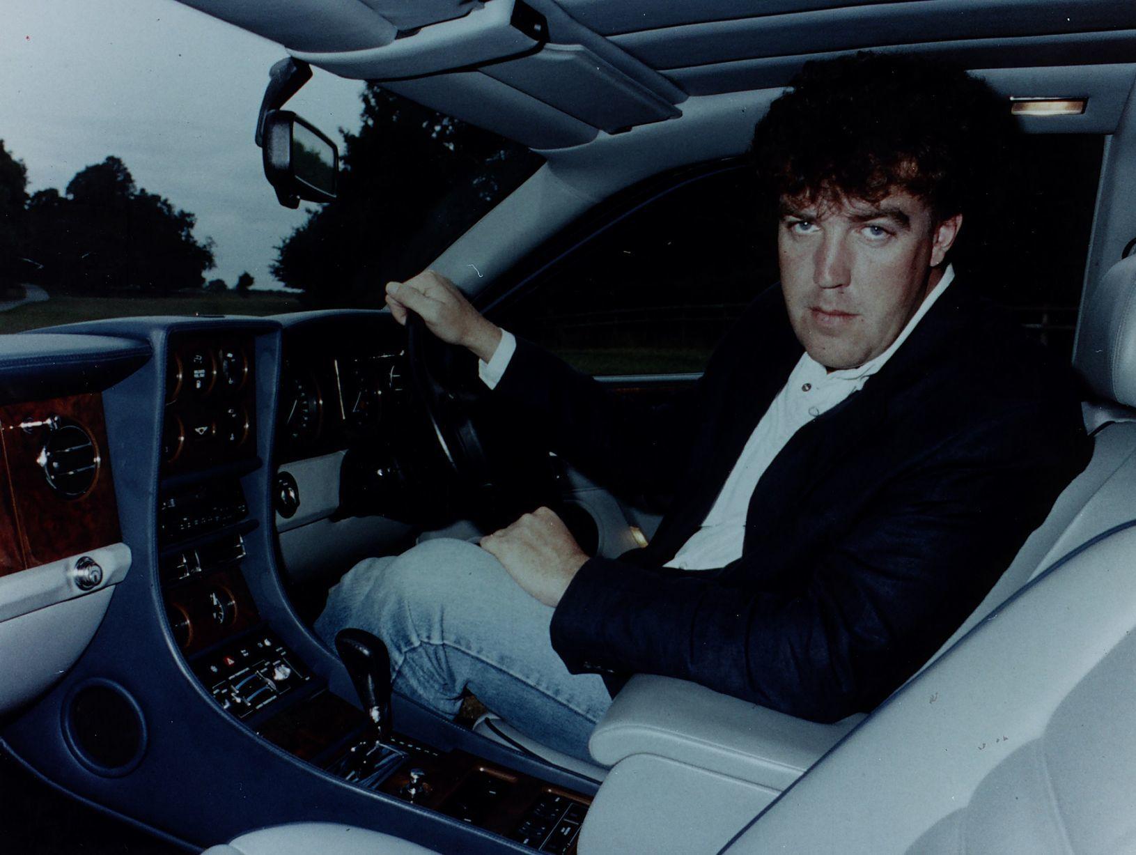 afera Top Gear