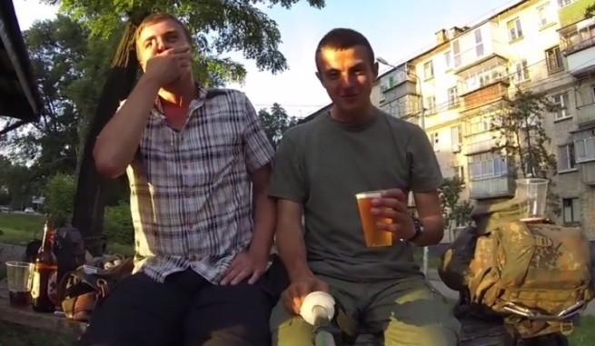 Autostopem na Kołymę - Kijów - odcinek 3