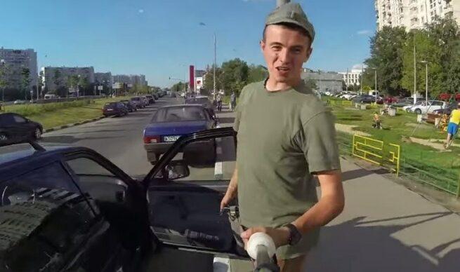 Autostopem na Kołymę  Moskwa odcinek 5