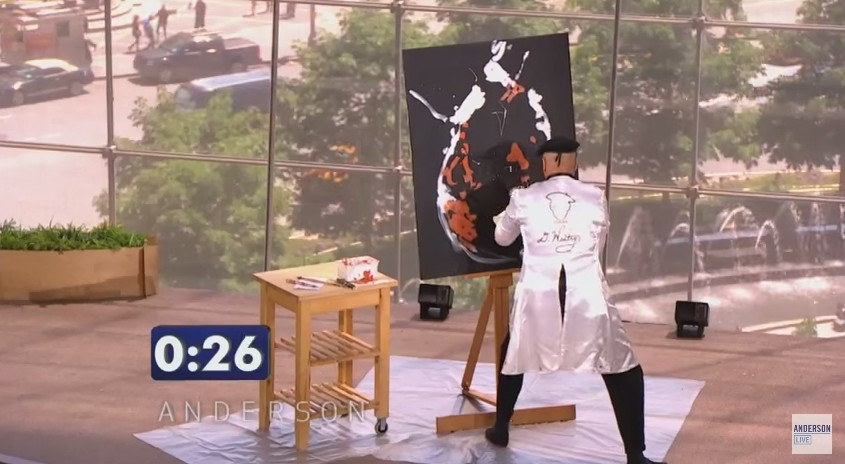 błyskawiczne malowanie