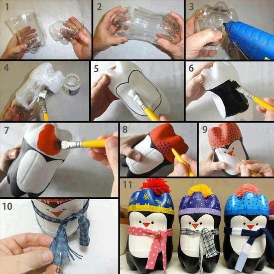 rzeczy z plastikowej butelki 2
