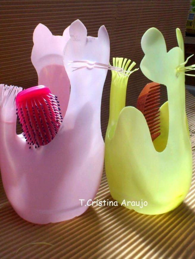 rzeczy z plastikowej butelki 7