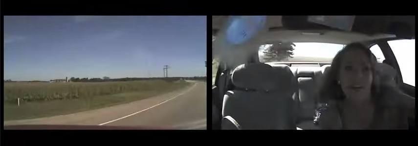 smsowanie za kierownicą