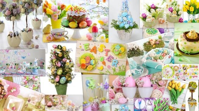 Wielkanocne pomysły i inspiracje