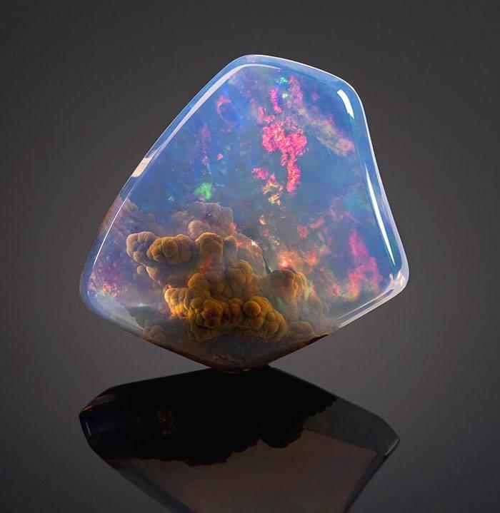 niesamowicie piękne kamienie