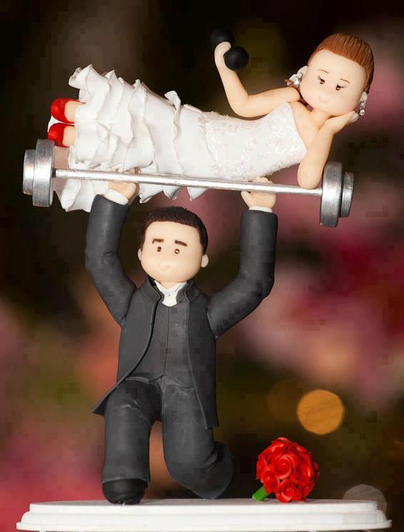 ozdoby tortów weselnych