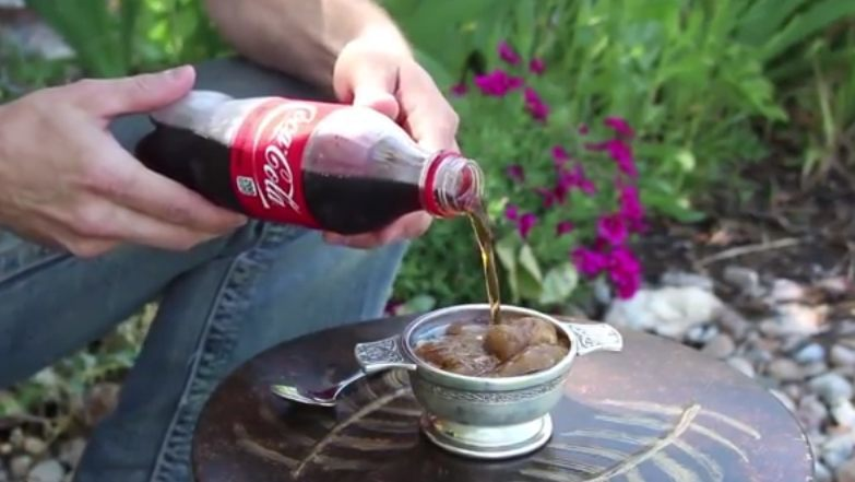 cola slushy