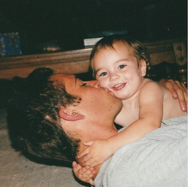 Wzruszające zdjęcie córki Paula Walkera 1