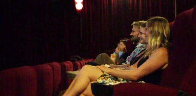 oswiadczyny w kinie
